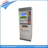 Factory Wholesale Price Parking Lot System Self Service Payment Kiosk with Cash/Bill/Card Payment