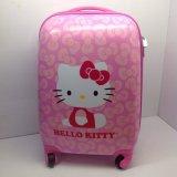 Promotional Kid Trolley Luggage Cartoon Parttern Trolley Bag Luggage Bag