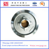 CNC Milling Stainless Steel Wheel Cover of Truck Parts for Scania