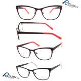 Hot Sell Stylish Women Men Top Quality Optical Eyewear Frames (OM134180)
