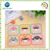 Baby Clothing PVC Label Soft Plastic Label (JP-PL012)