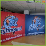 Exhibition Backdrop Advertising Quick Fabric Pop up Displays
