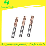 Tungsten Carbide Square End Mill Cutter