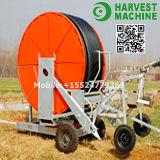 Movable Hose Reel Boom Farming Irrigation System