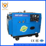 GB5500dgs Air-Cooled Power silent Diesel Generator for Industrial Use