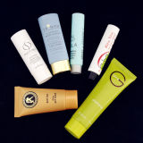 Cosmetic Plastic Tube with Silk Screen