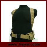 Military Tactical Molle Panel Platform Waist Belt Suspender