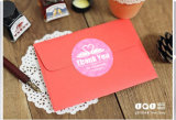 High Quality Custom Made Colorful Craft Paper Wedding Envelope