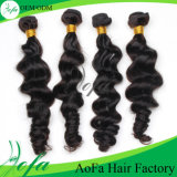 One Donor Virgin Body Wavy Hair Weft Human Hair Extension