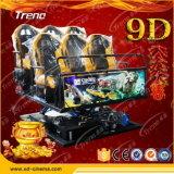 Best Interactive Family Fun 7D 9d Cinema Equipment
