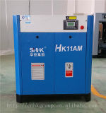5.5kw 8bar CE Screw Air Compressors Looking for Distributors