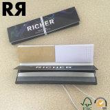Richer 14GSM King Slim Custom Cigarette Smoking Rolling Paper+Tips