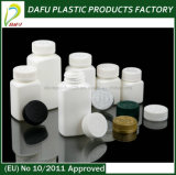 High Quality HDPE Plastic Medicine Wide Mouth Containers
