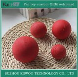 Wholesale Customized Silicone Rubber Message Ball / Exercise Ball