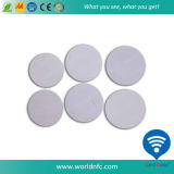 ISO14443A High Frequency S50 PVC Smart RFID Coin Card