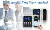 Fingerprint Time Clock with RFID Card Reader (T9/ID)