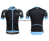 Short Sleeve Printing Cycling Coat Fitness Top Bicycle Wear