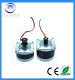 Stepper Motor NEMA23 in Round Shape
