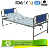 Home Care Manual ABS Bed with Double Crank