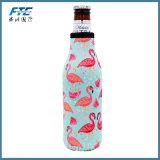 Flamingo Neoprene Bottle Cooler Stubby Holder