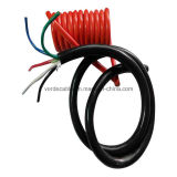 Easily Moving and Roll up Special PVC Insulated Flexible Cable