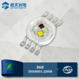 Four Color in One 10W RGBW Power LED for LED PAR Light