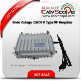 Wide Voltage 110-270V CATV K Type RF Amplifier/RF Booster