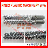 Plastic Bag Screw Barrel for Recycling