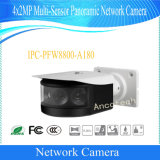 Dahua 4X2MP Multi-Sensor Panoramic Network IR Bullet Camera (IPC-PFW8800-A180)