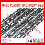 Single Bimetal Screw Barrel for Plastic Machinery