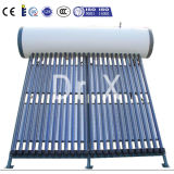 Wholesale High Quality Pressurized Heat Pipe Solar Water Heater