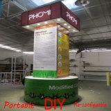 Custom Portable Modular Trade Show Exhibition Display Tower