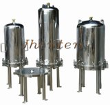 Stainless Steel Sanitary Filter Housing for Chemical and Painting Industry