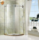Bathroom Accessories Frameless Sector Shower Room 900*900/1000*1000 mm