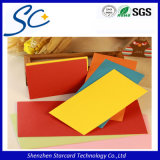 Hot Sale! Without Printing Kraft Paper Colorful Gift Envelope
