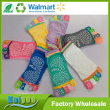 Colorful Toe Socks, Non Slip Yoga Socks Wholesale