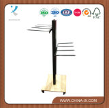 Display Rack (DR-099) with Metal and Wooden