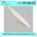 Outdoor Satellite Dish Antenna C Band 180cm