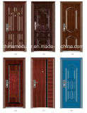 Security Steel Door for Commercial/Residential Buidings (CHAM-SSD01)