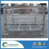 Warehouse Storage Collapsible Hanging Type Wire Mesh Container