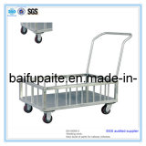Wholesale Stainless Steel Handcart Mute Trolley