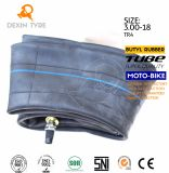 Original Butyl Tube Motorcycle Inner Tube for Motorbike 3.00-18