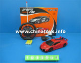 Hot Sale Plastic Toy 1: 24 4-CH R/C Car (1014503)