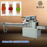 Ce Standard Horizontal Full Automatic Granola Bar Packaging Machine