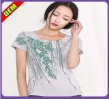Fashion Sexy Cotton T-Shirt for Women (W293)