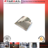 Nickle Plated Sheet Metal Fabrication Stamp Steel Part