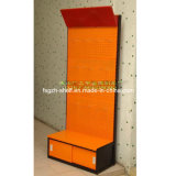 Customized Metal Pegboard Display Stand (207)