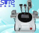 Pain Free Cryoliplysis Lipo Laser Cavitation RF Weight Loss Machine