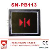 Hitachi Elevator Push Button (SN-PB113)