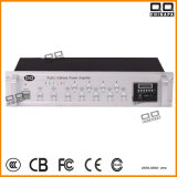 Pre-Amplifier with 4zone+FM+USB+MMC+Wirless Contronal+Individual Volume Contronal (60-880W)